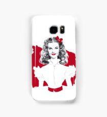 Scarlett Screen Test Samsung Galaxy Case/Skin