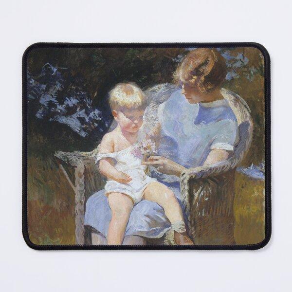 Marjorie and Little Edmund Mouse Pad