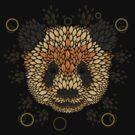Panda Face by Letter-Q