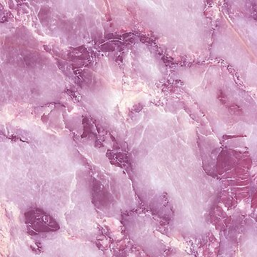 MARBLE - PINK [iPhone Case]  by armeenerz