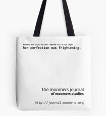 White Moomers Journal Tote Bag Tote Bag