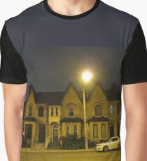 Night Walk Graphic T-Shirt