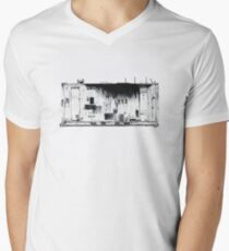 CONTAINER Men's V-Neck T-Shirt