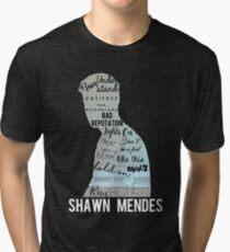 Shawn Mendes - Illuminate Tri-blend T-Shirt