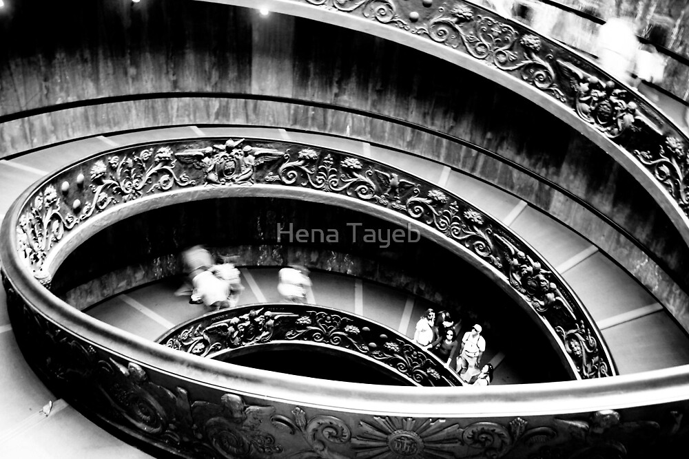 Stairway to Heaven by Hena Tayeb