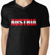 Austria Osterreich Flag  T-Shirt