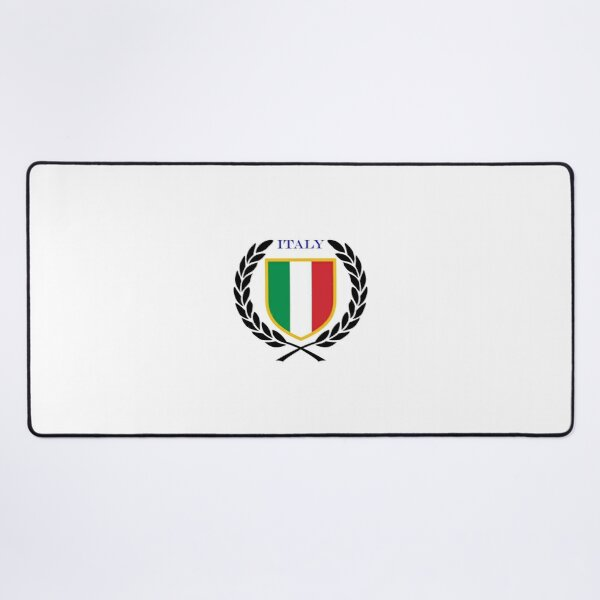 Italy Desk Mat