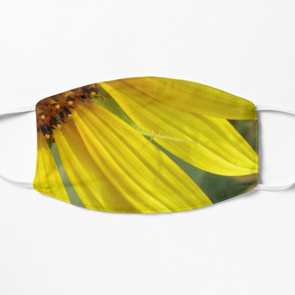 Sunflower Flat Mask