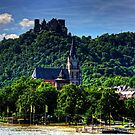 Oberwesel by Tom Gomez
