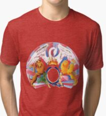 Queen // A Night at the Opera Tri-blend T-Shirt