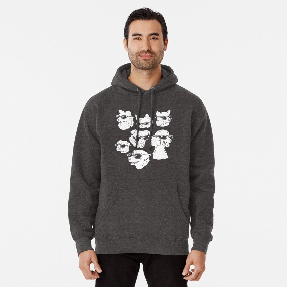 Dog Dogs Pullover Hoodie