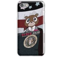 Pablo The Bear  iPhone Case/Skin