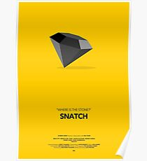 Snatch Movie Poster Poster