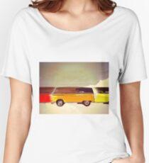 Camper van Women's Relaxed Fit T-Shirt