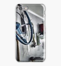 Garage Wall iPhone Case/Skin