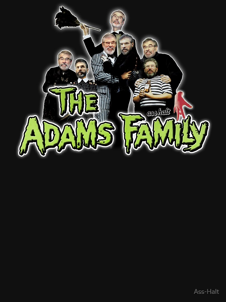 The Adams Family by Ass-Halt