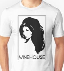 retrato de amy winehouse T-Shirt