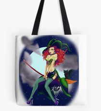 Miss Witch Tote Bag