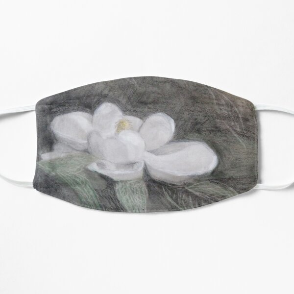 Southern Magnolia Flat Mask