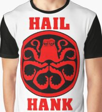 Hail Hank Graphic T-Shirt