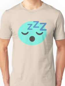 Snoring Candy  Unisex T-Shirt