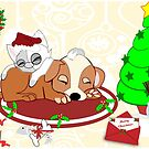 Christmas Gifts for Kitty And Pup too ( 665 Views) by aldona