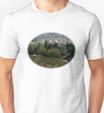 Pienza Landscape Unisex T-Shirt