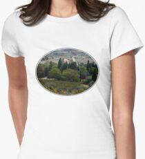 Pienza Landscape T-Shirt