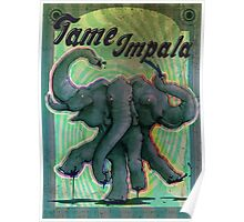 tame poster impala Poster