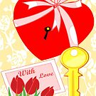 A key to all that your heart desires (1393 Views) by aldona