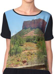 Sedona Landscape Women's Chiffon Top