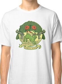 The Righteous Indignation of Captain O'Hare Classic T-Shirt