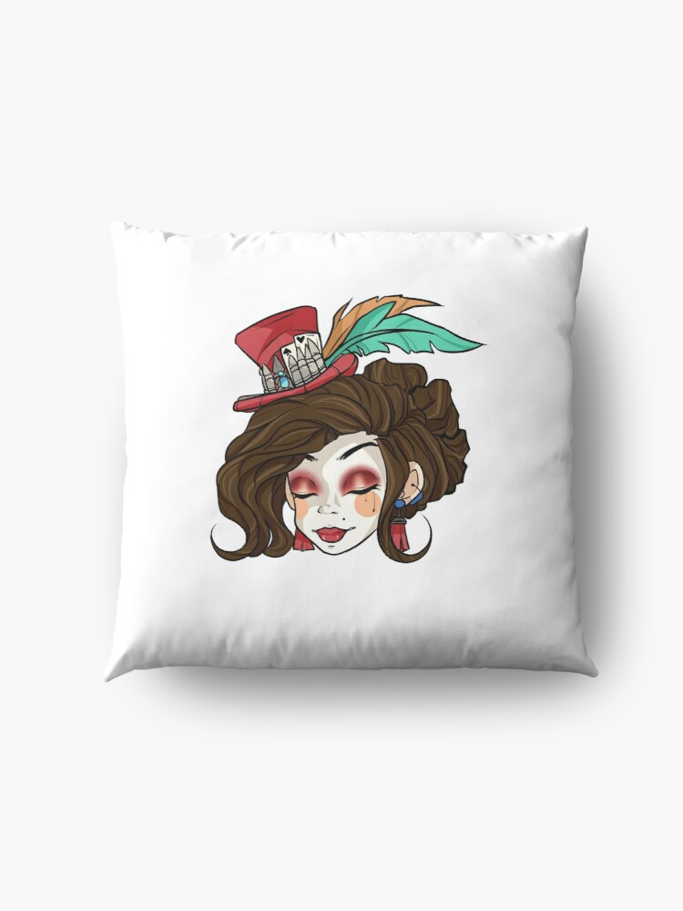 Alternate view of Mad Moxxi Borderlands 3 Floor Pillow