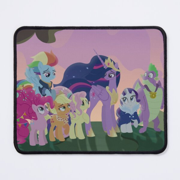 How The Magic Of Friendship Grows Mouse Pad