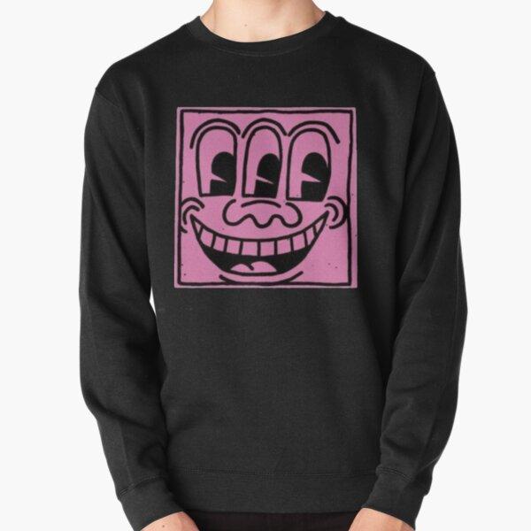 haring pop art Pullover Sweatshirt