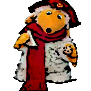 Womble Orinoco by sketchie