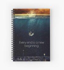 Cuaderno de espiral Inspirador ~