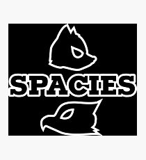 Spacies Photographic Print