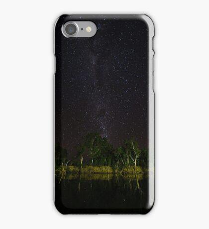 Starlight on the Dawson River  iPhone Case/Skin