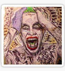 Clown Prince of Crime Sticker