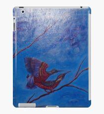 those fuckin birds! iPad Case/Skin