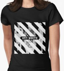 Off White Women's Fitted T-Shirt