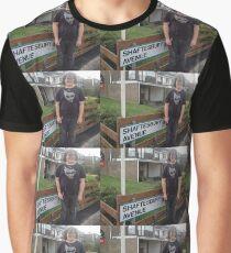 Shaftesbury Avenue Graphic T-Shirt