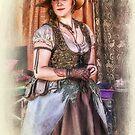 Lady Traveler by Samuel Vega
