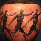 Ancient greek athletes by Riko2us