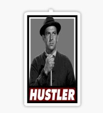 Twilight Zone - Hustler (Game Of Pool) Sticker