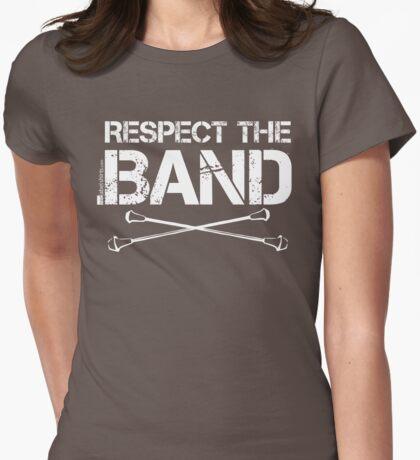 Respect The Band - Majorette (White Lettering) T-Shirt