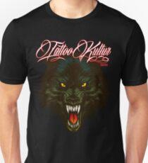 Tattoo Kultur - Wolf Unisex T-Shirt