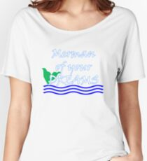 Merman Of Your Dreams (White) Women's Relaxed Fit T-Shirt