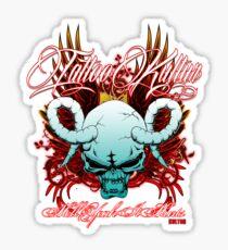 Tattoo Kultur - Hell Yeah It Hurt Sticker